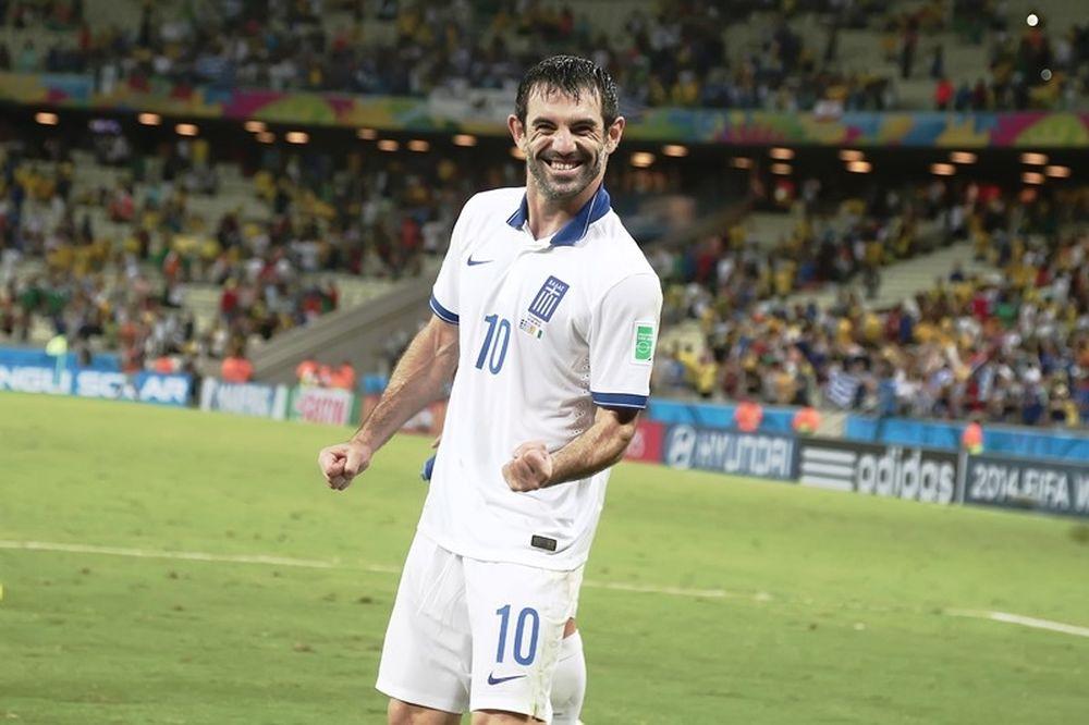 Εθνική Ελλάδας: Πρέσβης στην UEFA ο Καραγκούνης