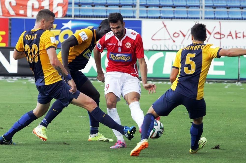 Πλατανιάς-Αστέρας Τρίπολης 0-1 (video+photos)