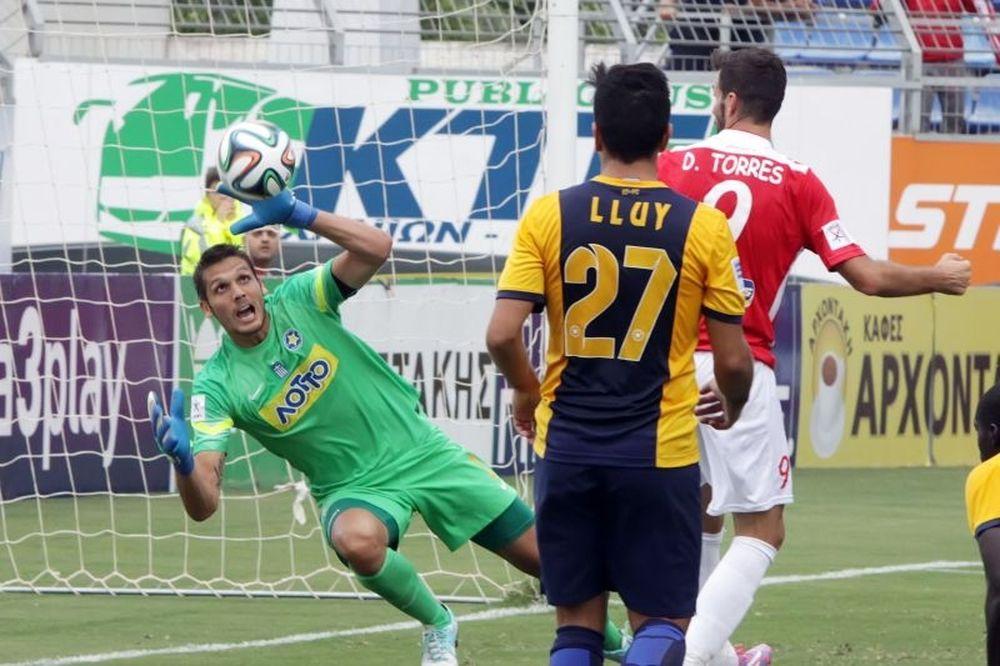 Πλατανιάς - Αστέρας Τρίπολης 0-1: Το γκολ του αγώνα (video)