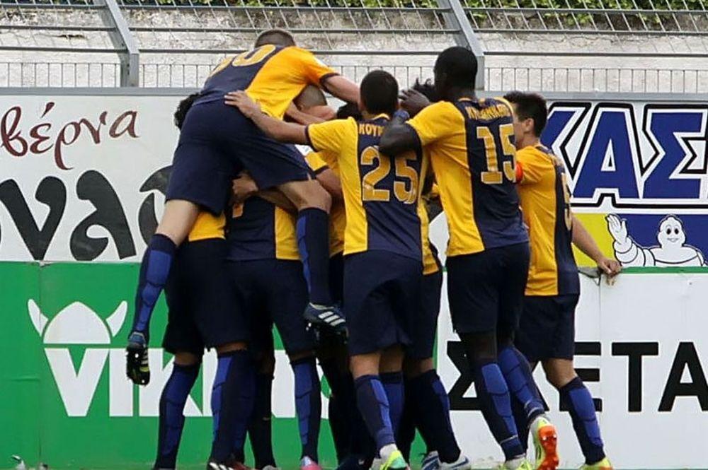 Πλατανιάς - Αστέρας Τρίπολης 0-1: Το γκολ και οι καλύτερες φάσεις (video)