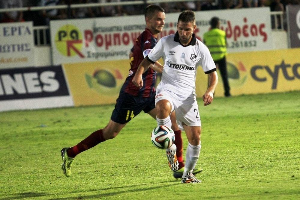 Περογαμβράκης: «Να κυνηγήσουμε το γκολ στην Τούμπα»