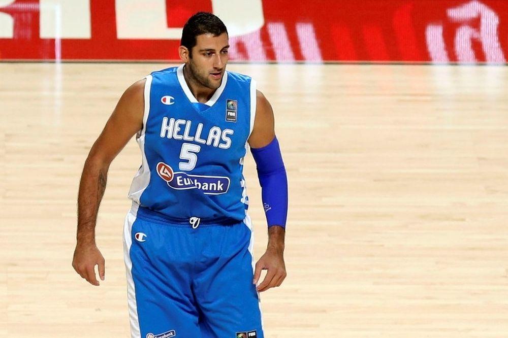 Mundobasket 2014: Στο Νο 1 ο Μπουρούσης (video)