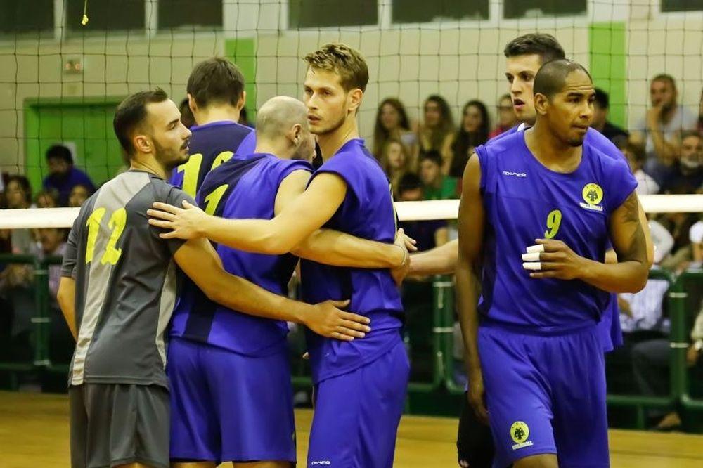 ΑΕΚ: «Δύο στα δύο» στο τουρνουά «Άκης Αθανασόπουλος»
