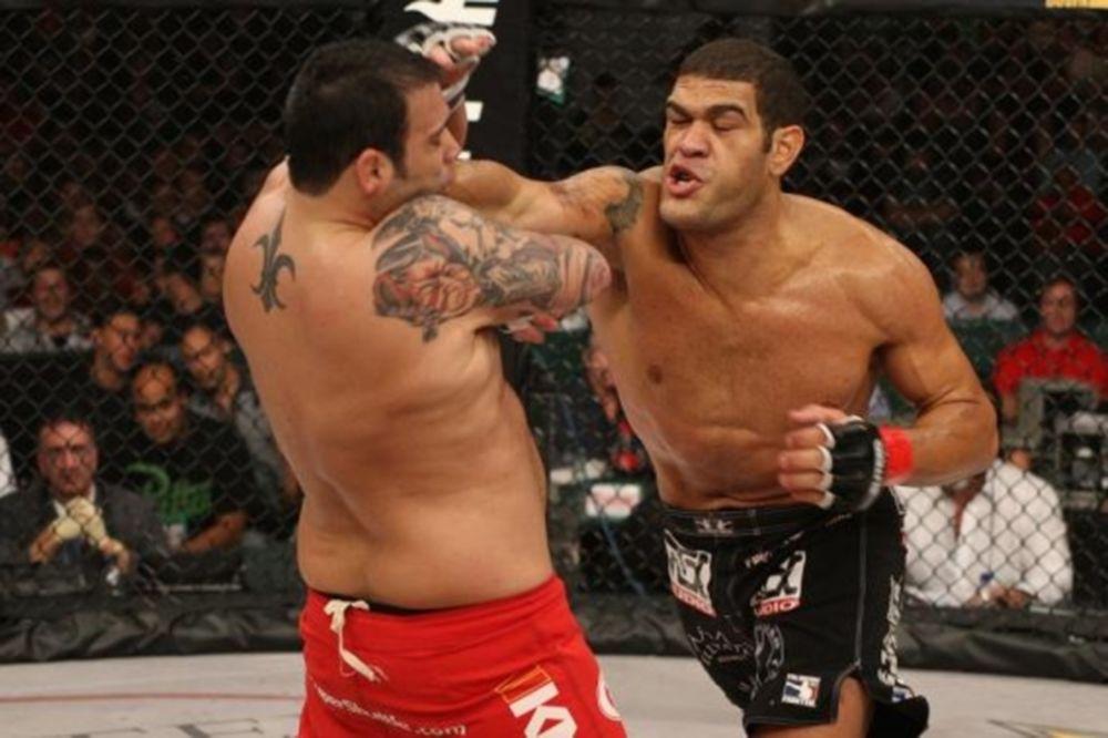 UFC: Στο δρόμο της επιστροφής ο «Big Foot» Silva