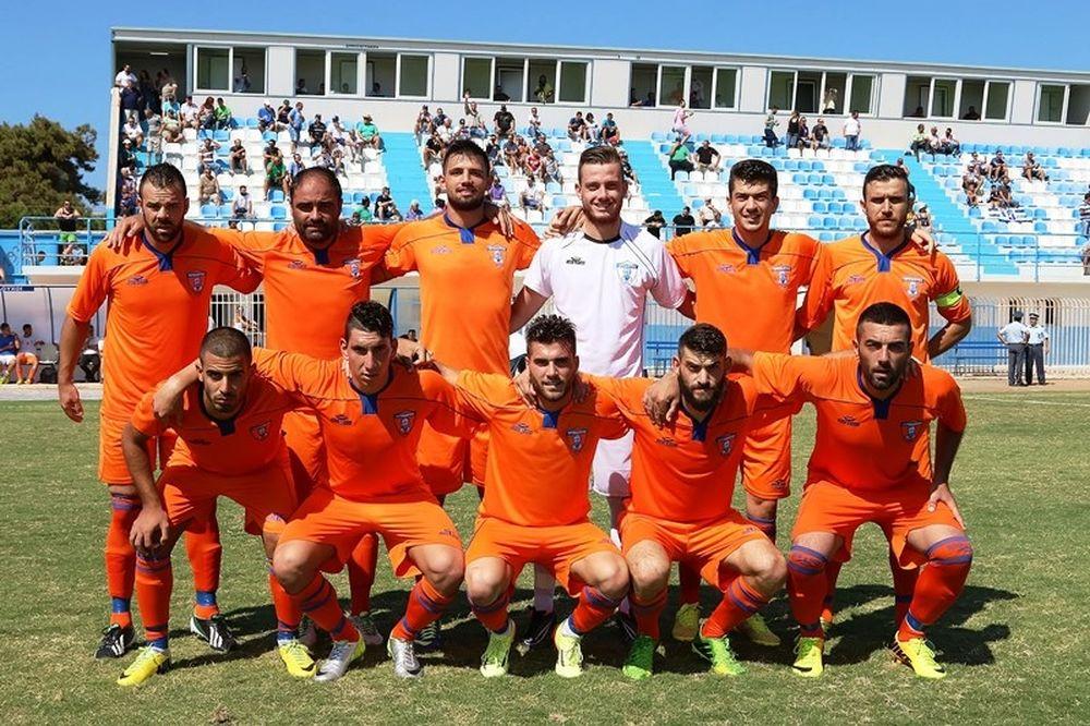 Κύπελλο Γ' Εθνικής - 4ος όμιλος: Κόντρες σε Κρήτη και Ιλίσια
