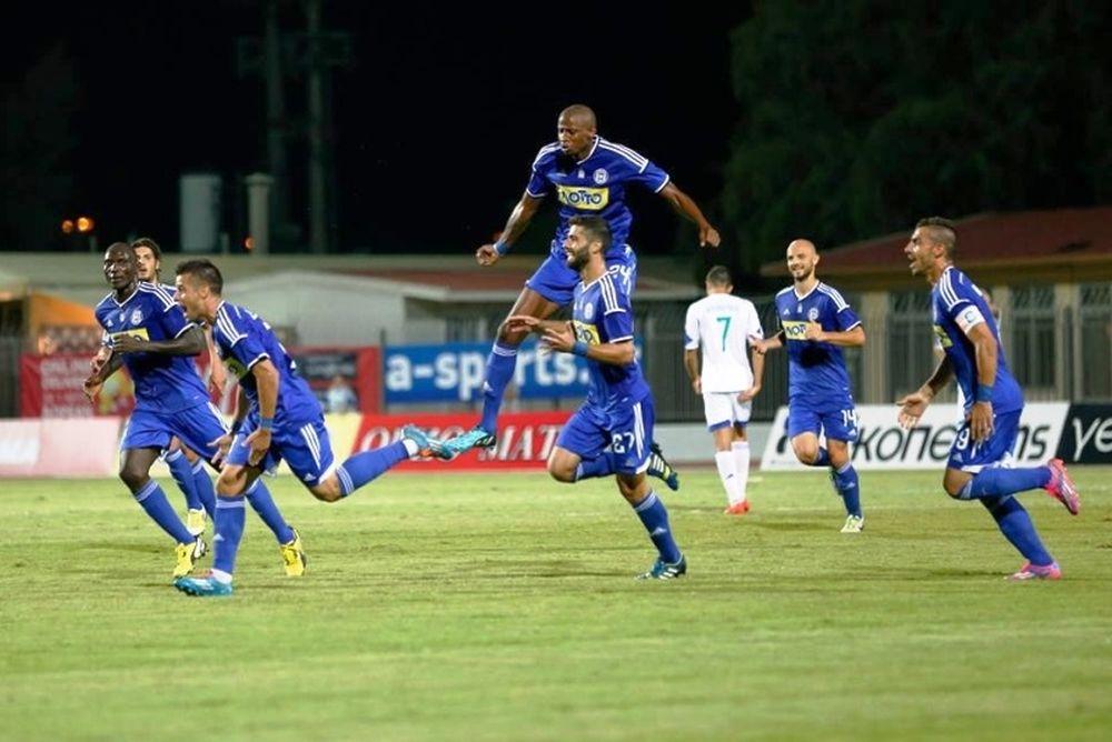 ΑΕΛ Καλλονής: Για τη νίκη με Πανθρακικό