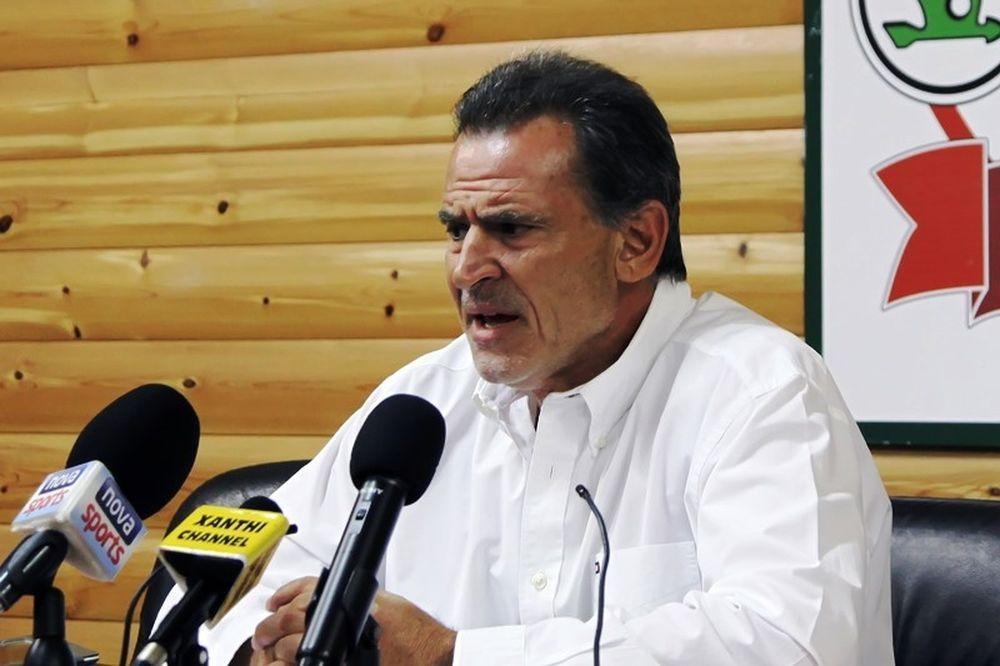 Πανόπουλος: «Θα πρέπει ΧΘΕΣ να αλλάξουμε την φιλοσοφία μας»