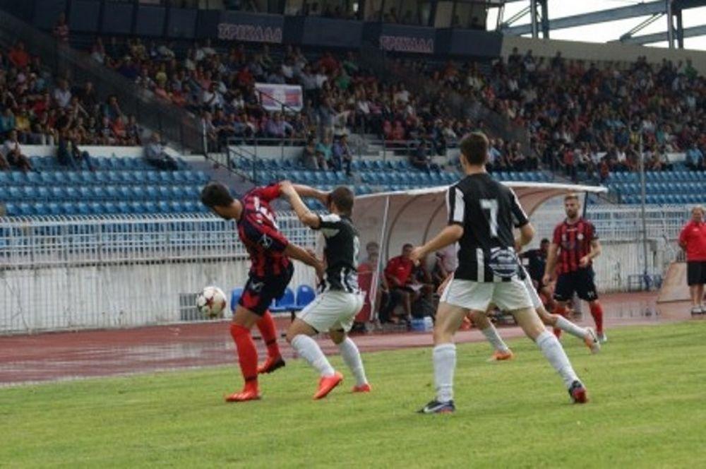 Τρίκαλα – Ρήγας Φεραίος  1-0