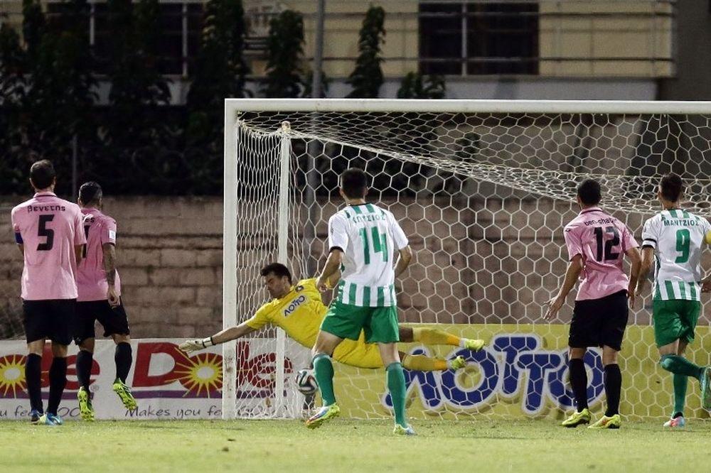Λεβαδειακός - Κέρκυρα 2-3: Τα γκολ του αγώνα (video)