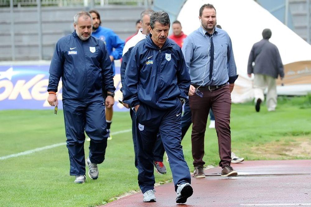 """Πετράκης: «Δεχτήκαμε 2 """"κρύα"""" γκολ»"""
