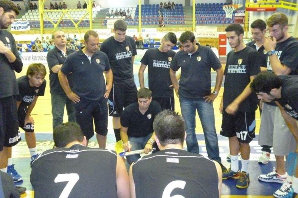 Μαρκόπουλος: «Άλλο ένα σε συνθήκες επίσημου αγώνα»