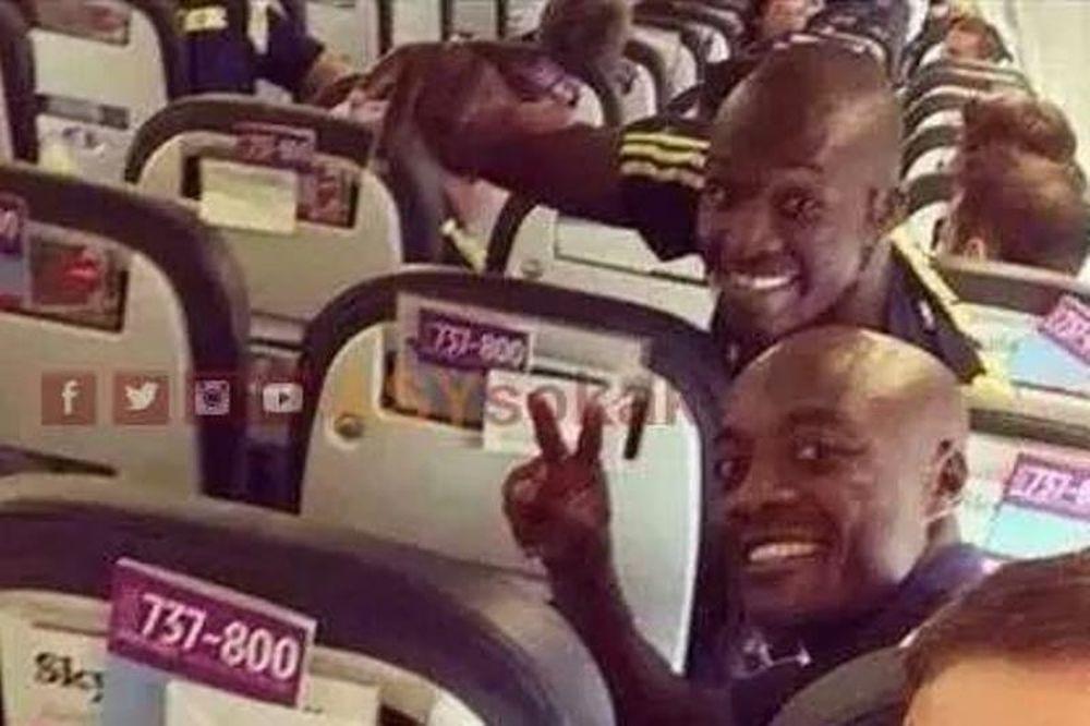 Φενέρμπαχτσε: Οι παίκτες... δείχνουν τα δύο γκολ του Γκέκα! (photo)