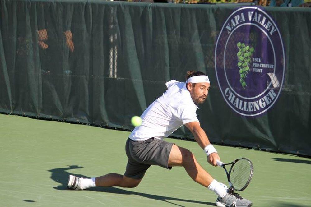 Τένις: Αποσύρθηκε ο Παγδατής