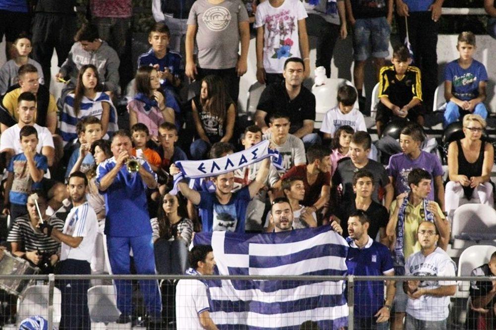 Φινλανδία-Ελλάδα: Εξαντλήθηκαν τα ελληνικά εισιτήρια