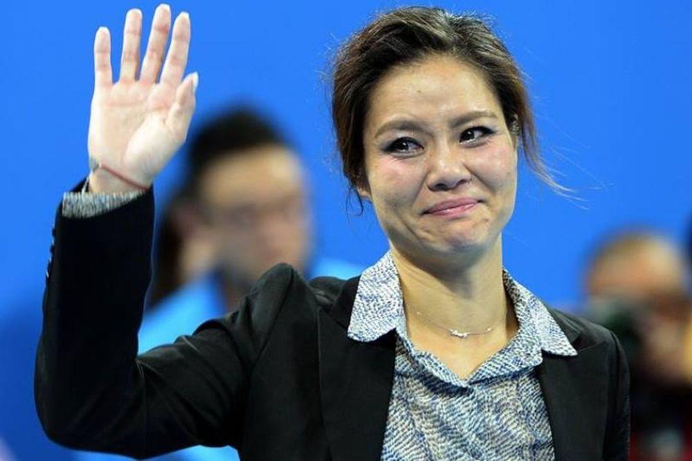 Όπεν Κίνας: Έκλαψε η Να Λι (photos+video)