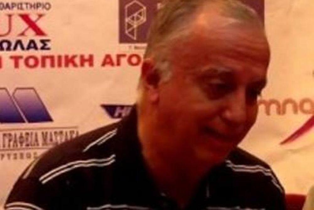 Βόνιτσα: Κοντογιάννης αντί Διαμαντάκου