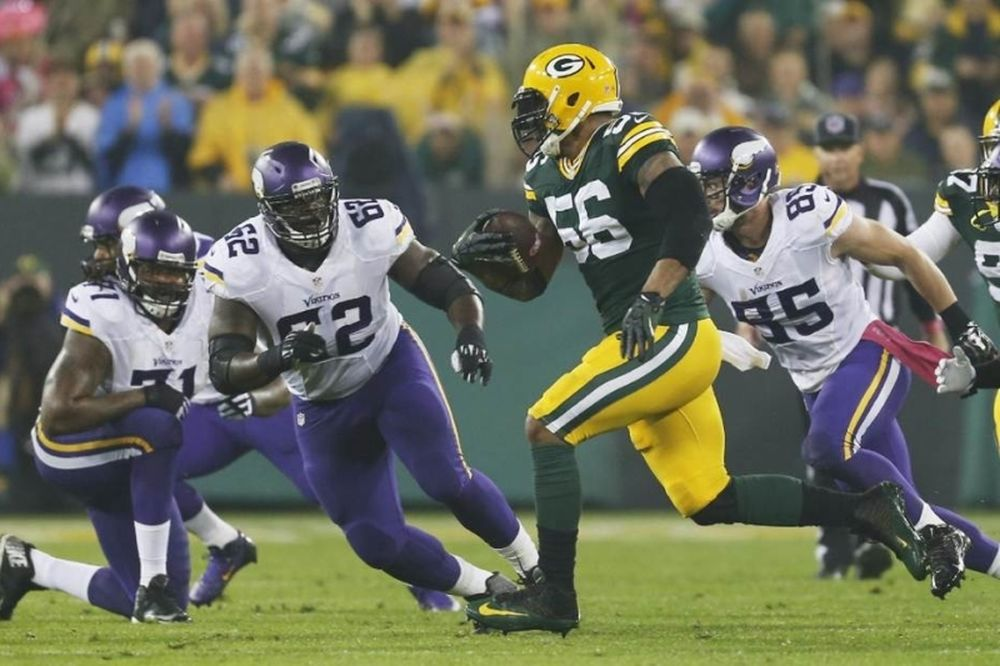 NFL: Ισοπεδωτικοί οι Πάκερς, «200άρης» ο Rodgers (videos)