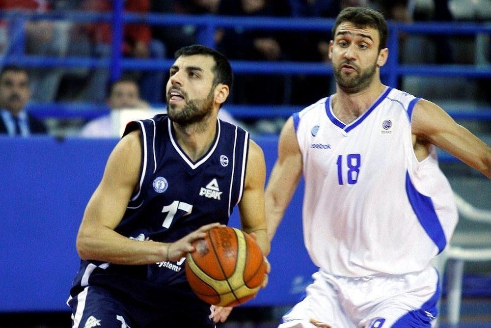 Μπάσκετ: Αποσύρθηκε ο Ηλιάδης