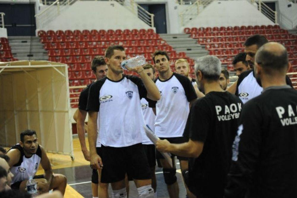 ΠΑΟΚ: Έφτασε στο Μαυροβούνιο