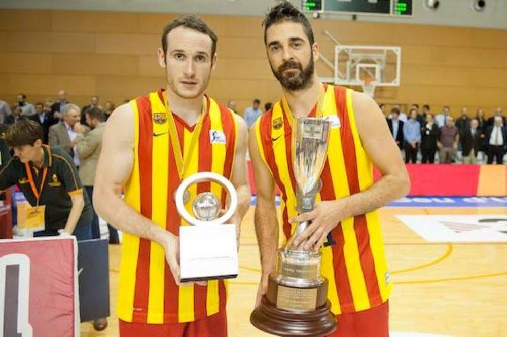 Μπαρτσελόνα: Η κατάκτηση του πρωταθλήματος Καταλονίας (photos+video)