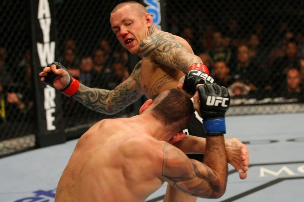 UFC Fight Night 59: Επιστρέφει στην Αυστραλία ο Pearson