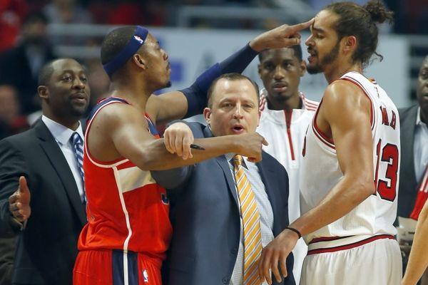 NBA: Καυγάς Νοά με Πιρς στο Σικάγο! (videos)