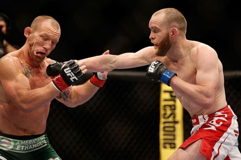 UFC: Παραμένει στα πιτς ο T.J. Grant