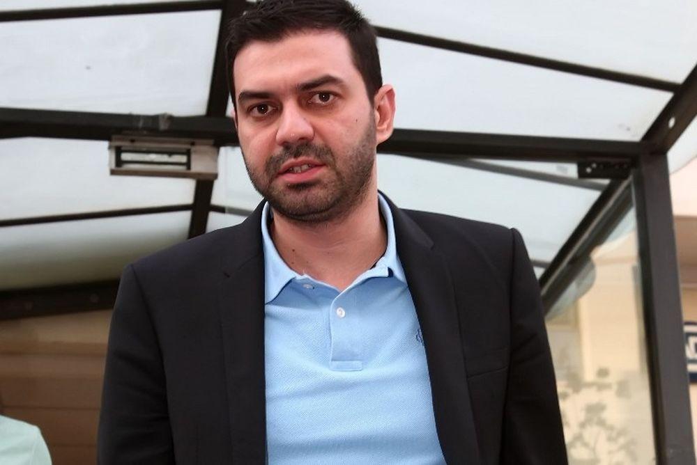 Πουλινάκης: «Δεν τίθεται θέμα αποβολής»