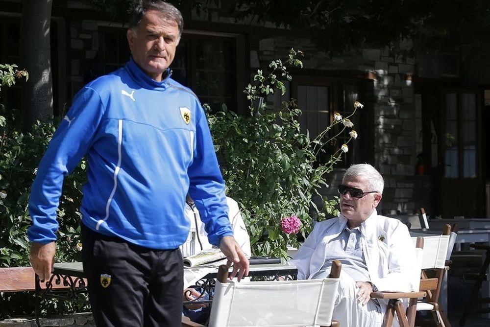 Μπάγεβιτς: «Μονόδρομος η άνοδος με πρωτάθλημα»