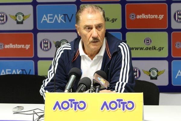 Ματζουράκης: «Δυνατό το τεστ με Ακίσασπορ»