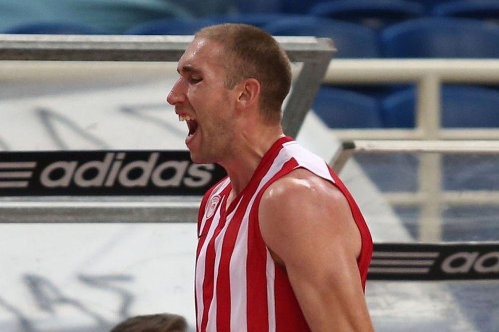 Ολυμπιακός: Χωρίς Λοτζέσκι στην πρεμιέρα