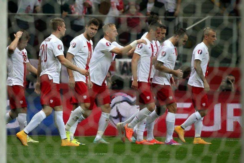 Πολωνία - Γερμανία 2-0 (video)