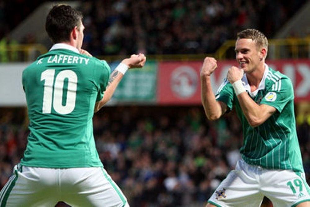 Βόρεια Ιρλανδία - Νησιά Φερόε 2-0 (video)