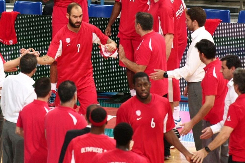 Ολυμπιακός: Καινούρια αρχή στο ΣΕΦ