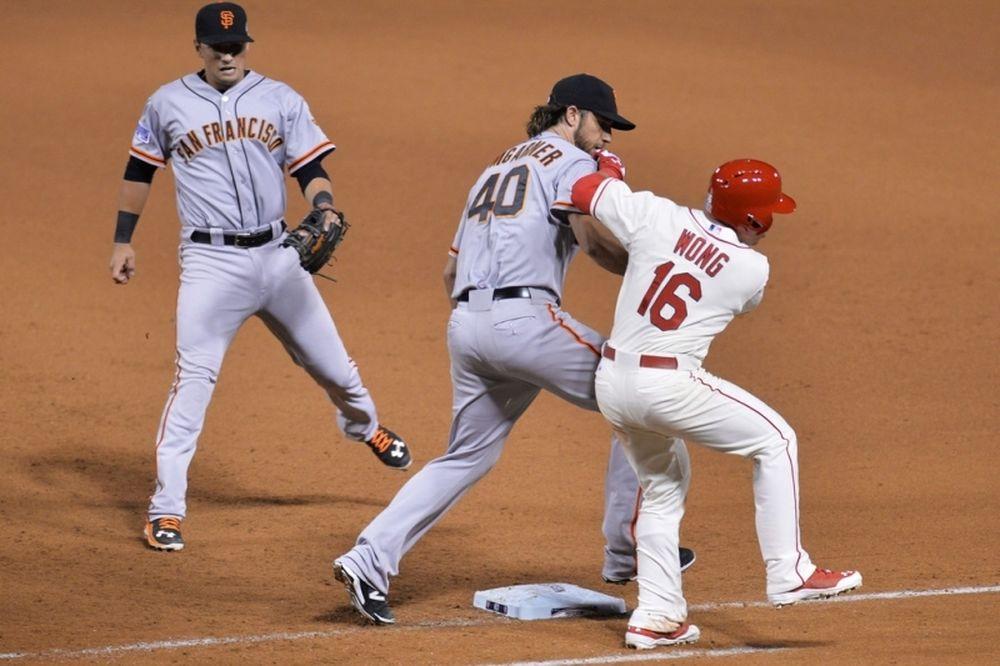 MLB: Προβάδισμα για Τζάιαντς με «μηδενικό» του Bumgarner (videos)
