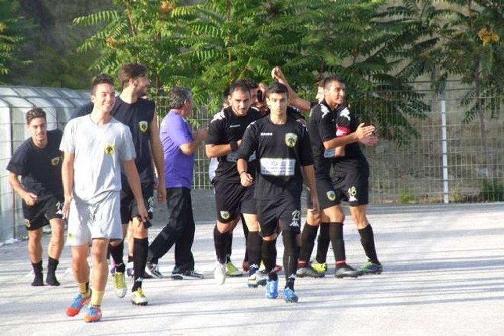 Βυζάντιο Κοκκινοχώματος - Εθνικός Αλεξανδρούπολης 1-1
