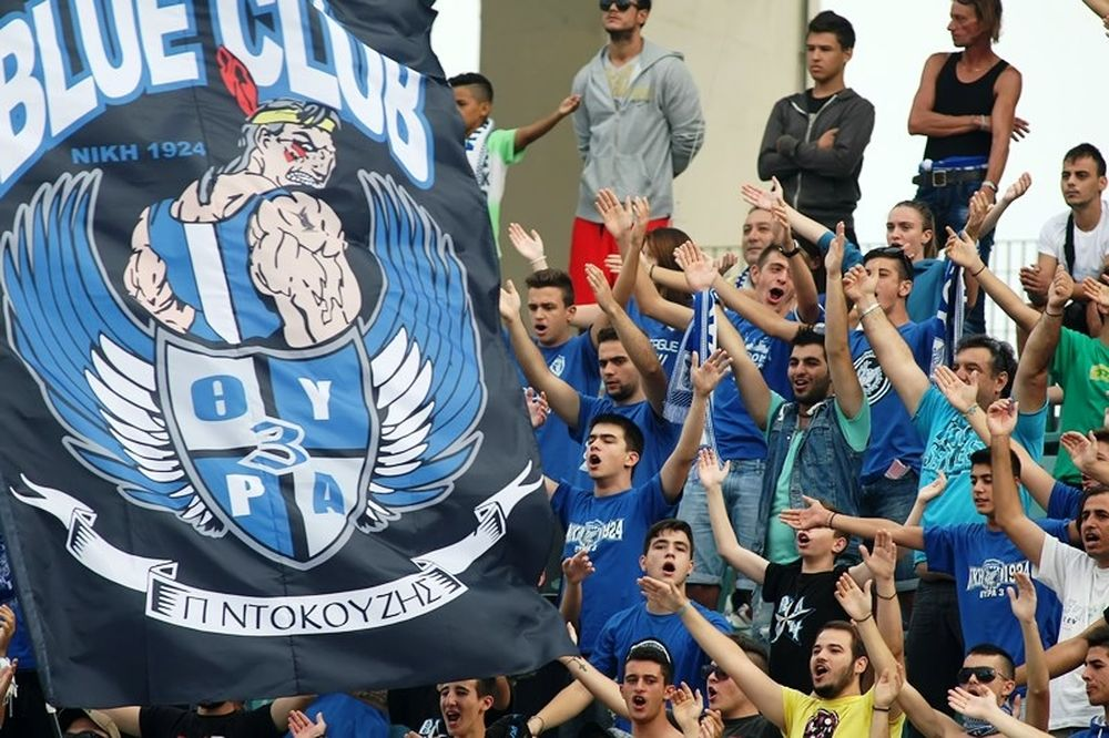 Blue Angels: «Να κάνουμε έδρα το Πανθεσσαλικό»