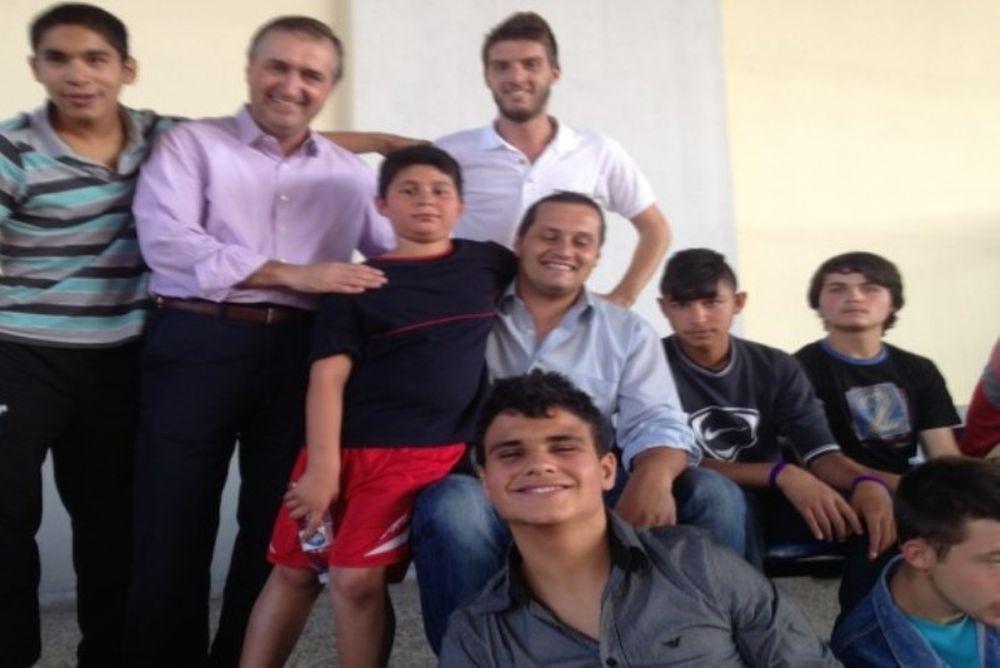 ΚΑΟΔ: Το Παράρτημα στο «Δημήτρης Κραχτίδης»