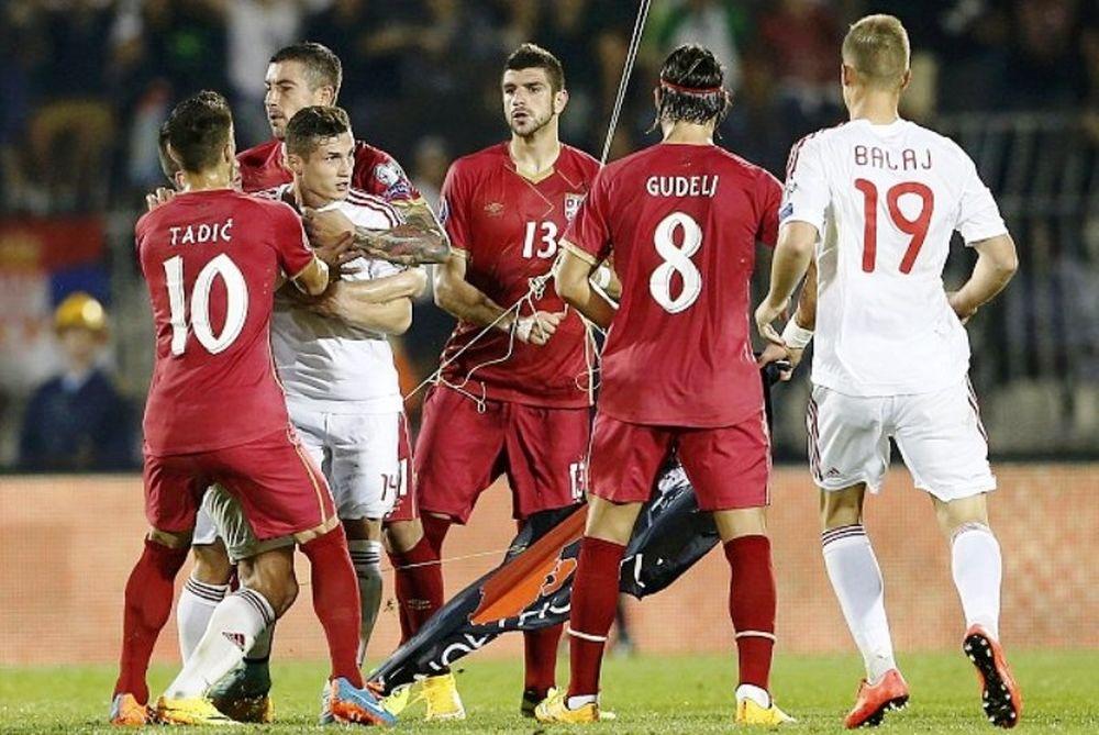 Αποφασίζει η UEFA για το Σερβία-Αλβανία