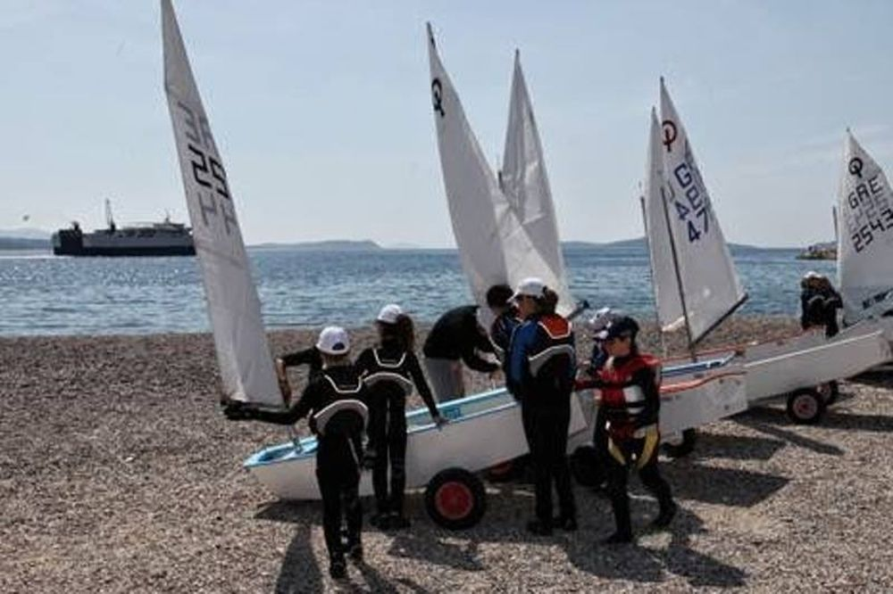 Παγκόσμιο Πρωτάθλημα Όπτιμιστ: Με πέντε αθλητές η Ελλάδα
