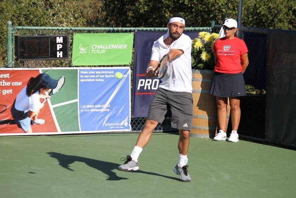 Τένις: Για καλύτερα στην Ελβετία ο Παγδατής