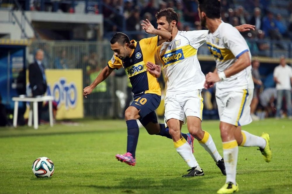 Αστέρας Τρίπολης - Παναιτωλικός 1-1: Τα γκολ και οι καλύτερες φάσεις (video)