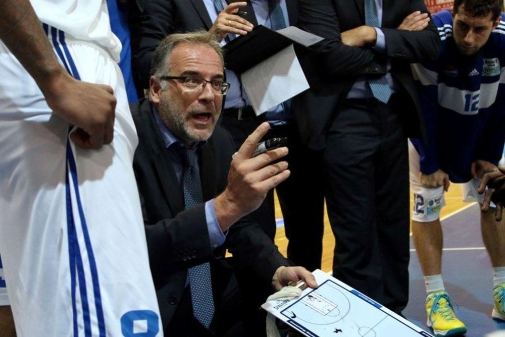 Σκουρτόπουλος: «Καλύτεροι κάθε εβδομάδα»
