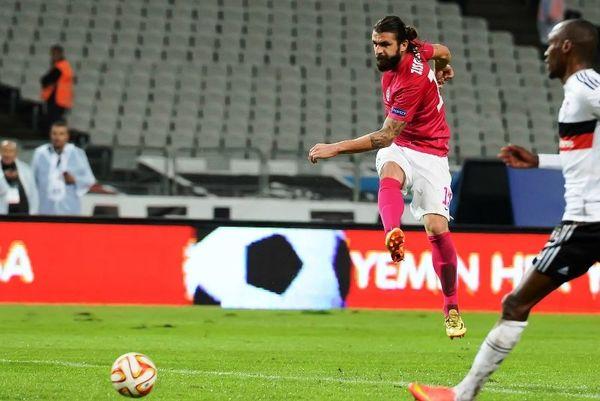 Ζησόπουλος: Πολυτιμότερος παίκτης με Παναιτωλικό