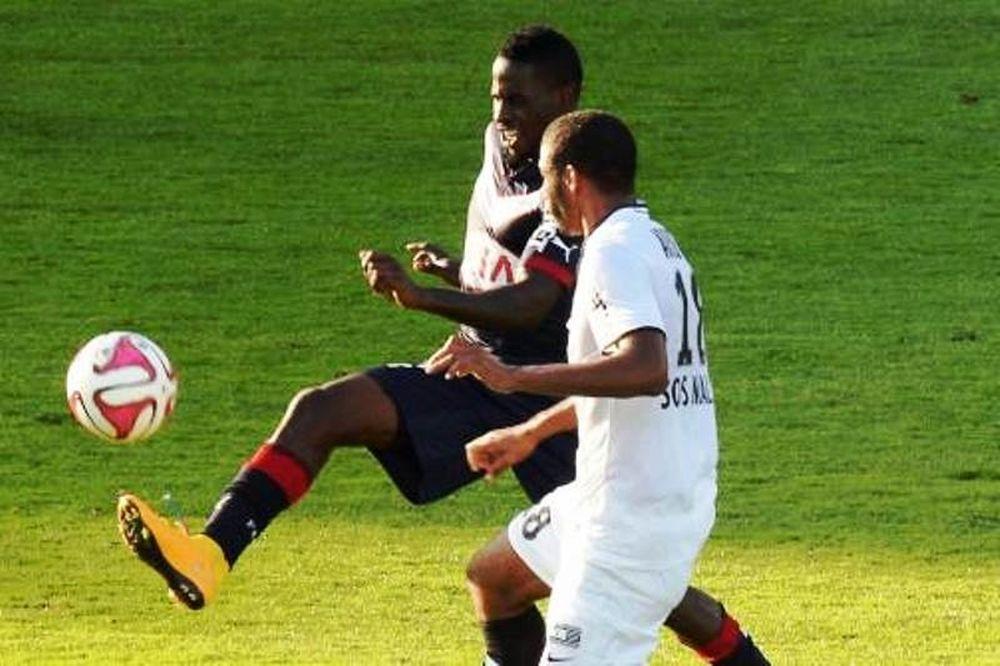 Γκέλα για Μπορντό, 1-1 με Καέν (video)