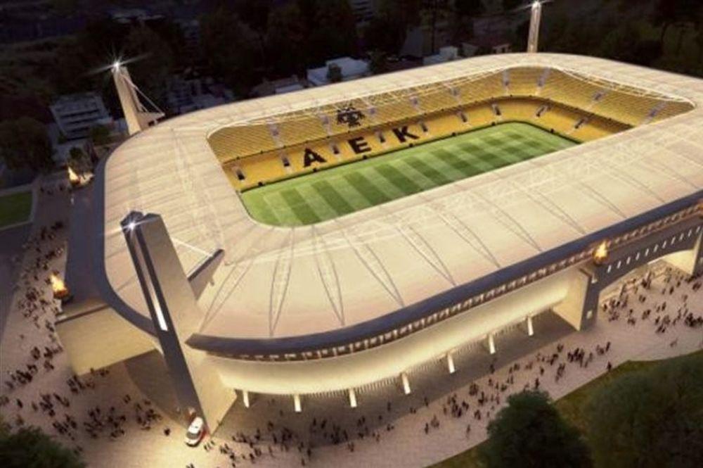 AEK: Νέες αντιδράσεις του Δήμου για το γήπεδο (photos)