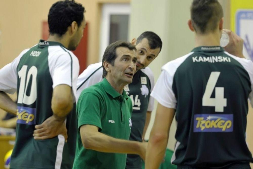 Ανδρεόπουλος: «8άδα ο Παναθηναϊκός, τον τίτλο ο Ολυμπιακός»