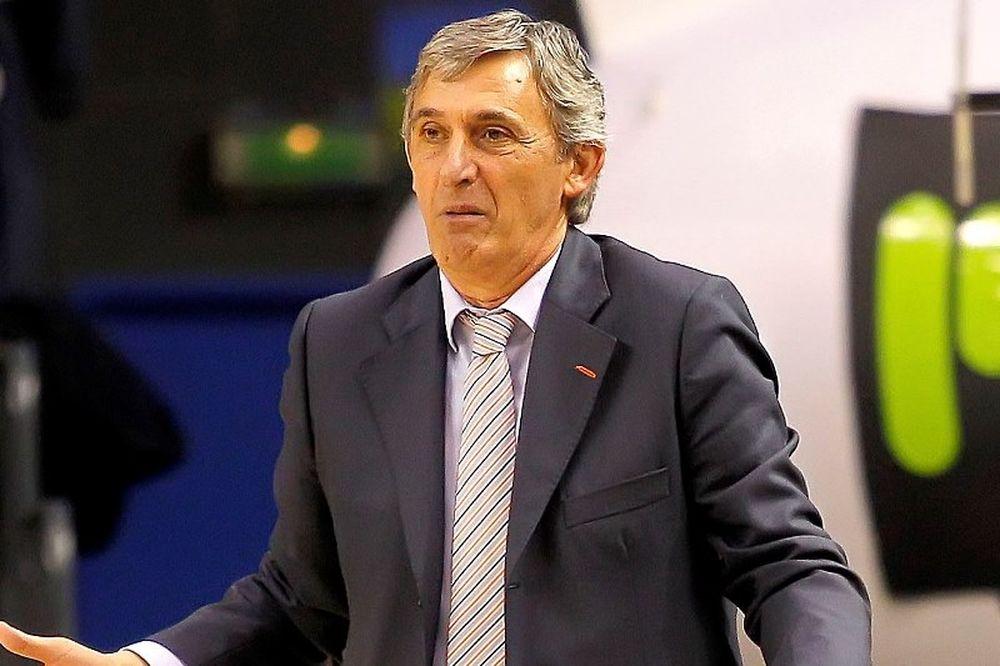 Πέσιτς: «Τυχεροί που παίξαμε νωρίς με τον Παναθηναϊκό»