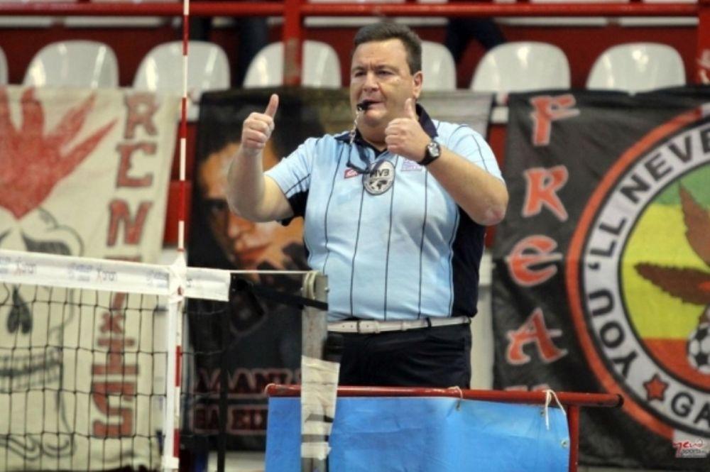 Volleyleague: Το πρόγραμμα και οι διαιτητές της πρεμιέρας