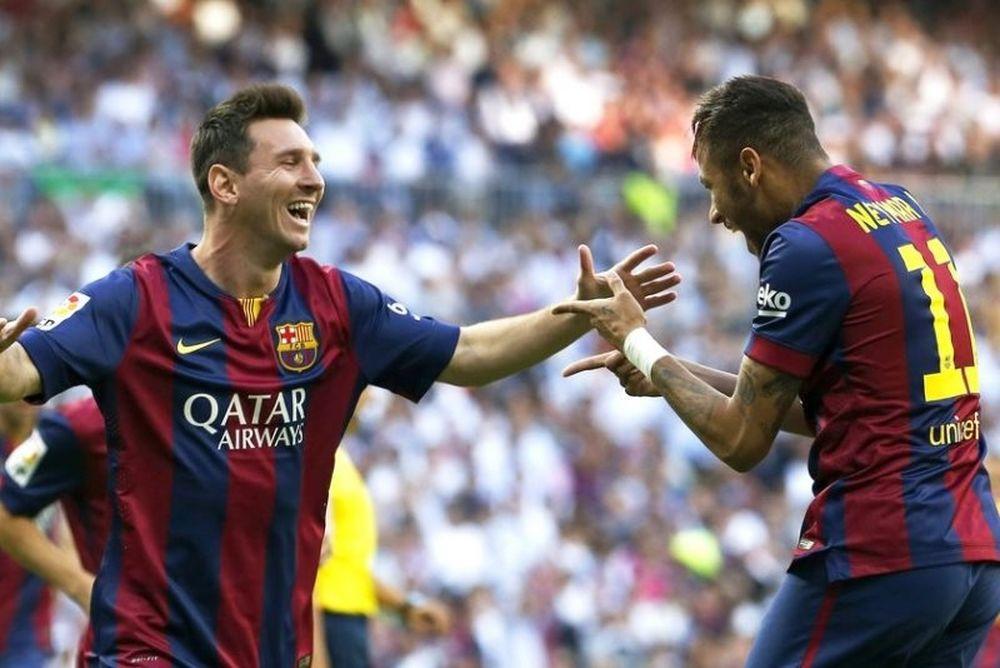 Ρεάλ Μαδρίτης – Μπαρτσελόνα: Το γκολ του Νεϊμάρ (video)